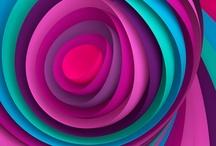 Texture & Patterns & Colors
