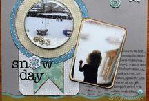 Scrapbook Layouts / by Pamela Bennett