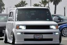 xB/bB / 1. gen Scion xB and Toyota bB