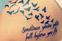 Tattoos / by Nicole Warrington