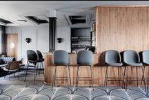 restaurants. bars. cafes. / by Catherine Moggio-Grossman