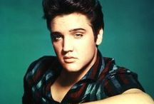 Elvis / Elvis the King of Rock and Roll gave the World a unique style that has never aged, and countinues to bring joy to all generations yet come.  Elvis was always loved by family and friends and he always gave and loved so much back. / by Rosa Kourtidis