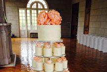 Wedding Cakes by Kylie Ballard ~ kyliecakes