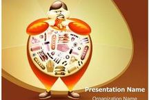 Obesity PowerPoint Templates / TheTemplateWizard obesity templates are exquisite and effective combinations of text, images, colors and other designing essentials. Browse through our premium library to find your perfect obesity presentation templates including fat presentation templates and childhood obesity PPT templates for your PowerPoint presentations.