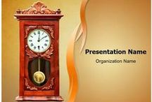 Time Management PowerPoint Templates / Time Management PowerPoint Template is another version of time management background for PowerPoint and slide designs that you can use for time and money management