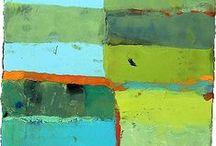Peintures-Paintings / by Elise Palardy