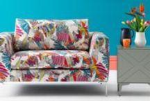 Fabrics / A vast collection of beautiful and inspiring fabrics
