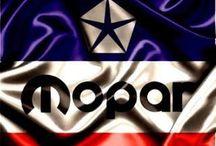 MOPAR #1 / by Kerry Green