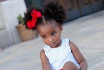 Hairstyle baby!