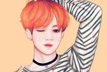 K-Pop FanArt