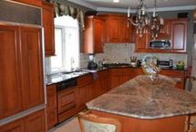 Kitchens and #Renovation Items You Will LOVE / Kitchens, Islands, and Vanities - OH MY!