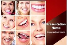 Dental PowerPoint Templates & Backgrounds / Our professional dental powerpoint template is suitable for dentists or a tooth presentations. We have the pre-designed collection of dental presentation templates for your medical ppt templates