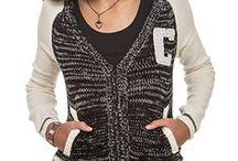 Moda en suéteres 2014 / Esta temporada tenemos la mejor variedad de estilos y diseños en Suéteres para toda la familia. ¡Luce a la moda!