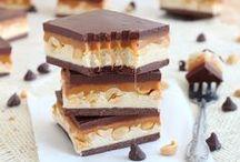 Brownies, Blondies & Bars