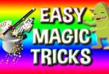 Magic Tricks / Enjoy the magic of TV Magician Wolfgang Riebe and learn some cool tricks too