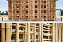 Arquitectura y madera / Compilación de casas minimalistas construidas en madera: diferentes propuestas arquitectónicas de madera de estilo minimalista
