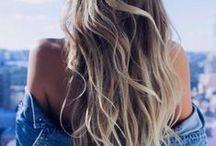H a i r // C a b e l o / cabelos