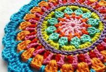 Tejidos / Bufandas - Calcetas - Pantuflas - Chalecos - Guantes Crochet - 2 agujas - Fieltro