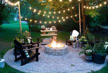 Yard & terrace
