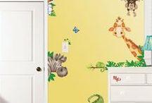 Kinderzimmer Ideen Jungen / Ideensammlung zur Kinderzimmergestaltung für kleine Jungs.