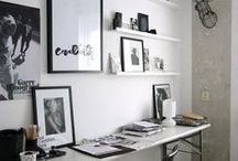 HOME: Office/Media/Craft Room Inspiration / by Katy Johnson