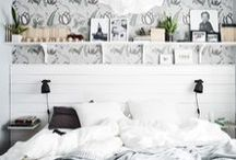 Bedrooms - IKEA FAMILY MAGAZINE / Bedroom ideas and inspiration from IKEA FAMILY MAGAZINE
