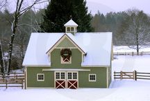 ~*Barns Are Beautiful*~ / in all seasons they look beautiful... / by Diana Fisher