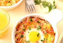 Breakfast FAVORITES / Breakfast foods