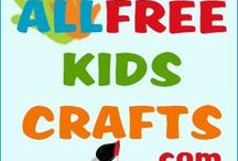 crafts for playroom / by Margie Sedlack