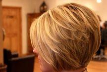 Hair styles / by Yellowfrog62