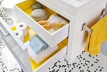 ~*Bathroom Organization*~ / what every bathroom needs, organization... / by Diana Fisher