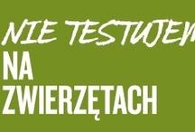 Nie testujemy na zwierzętach / by The Body Shop Polska