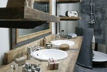 Bathrooms/Baños / by Ana Herrero Deco