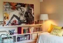 Bed rooms/Cuartos / by Ana Herrero Deco