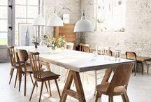 Dining room/Comedores / by Ana Herrero Deco