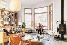 Living room/Livings / by Ana Herrero Deco