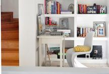 Working spaces/Escritorios / by Ana Herrero Deco