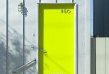 Doors & Windows /Puertas & Ventanas / by Ana Herrero Deco