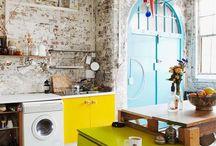 Kitchens/Cocinas / by Ana Herrero Deco