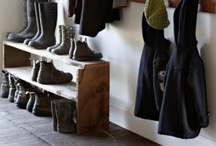 Entryways & Mudrooms / Beautiful and functional entryways and mudrooms. Where umbrellas go to dry.