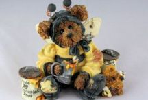 ~*Boyds Bears and Friends*~ / oh how I love to collect the bears and friends, mostly the hares... / by Diana Fisher