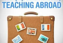 Traveling Teacher / ESL/ EFL goodies, Things to do While I'm teaching abroad / by Lindsey Nomura