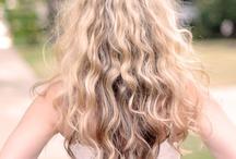 Wavy Hair / by Miss Jessie's