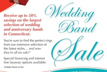Wedding Band Sale & Event! / Thanks to everyone who came to our 2-day Wedding Band Special Event and Sale!