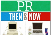 PR Infographics / Infographics specifically devoted to PR. Edited/curated by Aman Talwar.