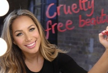 Leona Lewis! / by The Body Shop Polska