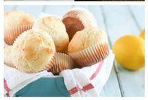 Muffin & Scone FAVORITES / Muffins, Scones, assorted breakfast pastries.