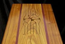 art wood carpentry / by Ellen Ross