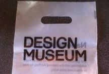 Fonts on plastic bags - Font Sunday / 12 December 2014 - A collection from people's contributions to The Design Museum's #FontSunday fun on twitter.