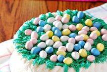Easter FAVORITES / All kinds of Easter treats!